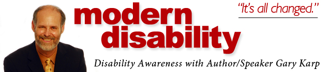 Life On Wheels: Disability Resources from Gary Karp